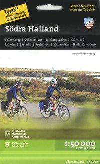 Södra Halland 1:50.000