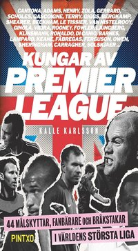 Kungar av Premier League (e-bok)