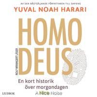 Radiodeltauno.it Homo Deus : en kort historik över morgondagen Image