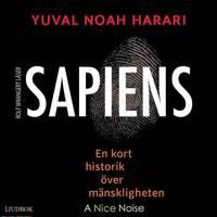 Skopia.it Sapiens : en kort historik över mänskligheten Image