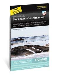 Radiodeltauno.it Skridskokarta Stockholms skärgård - norra Image