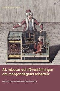 Skopia.it AI, robotar och föreställningar om morgondagens arbetsliv Image