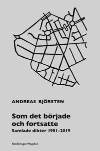 Radiodeltauno.it Som det började och fortsatte - samlade dikter 1981 - 2019 Image
