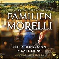 Familjen Morelli (ljudbok)