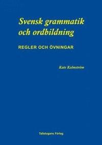 Skopia.it Svensk grammatik och ordbildning Image
