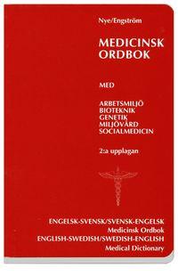 medicinskt lexikon engelska