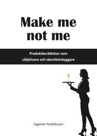 Skopia.it Make me not me - Produktberättelser som säljdrivare och identitetsbyggare Image