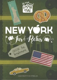 New York tur & retur (inbunden)