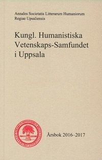 Radiodeltauno.it Kungl. Humanistiska Vetenskaps-Samfundet i Uppsala Årsbok 2016-2017 Image