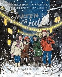 Jakten på julen - En julberättelse i 24 kapitel (e-bok)