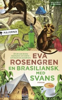 Bokomslag En brasiliansk, med svans (pocket)