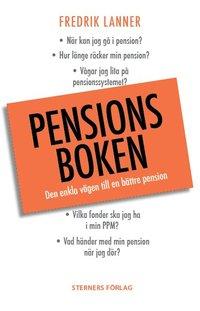 Rsfoodservice.se Pensionsboken : den enkla vägen till bättre pension Image