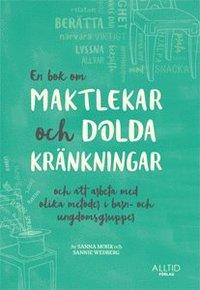 Skopia.it En bok om maktlekar och dolda kränkningar och om att arbeta med olika metoder i barn- och ungdomsgrupper Image