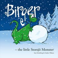 Birger - the little Storsjö Monster (häftad)