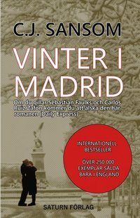 Vinter i Madrid (häftad)