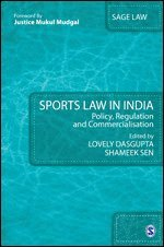 Sports Law in India (inbunden)