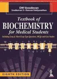 Textbook of Biochemistry for Medical Students (häftad)