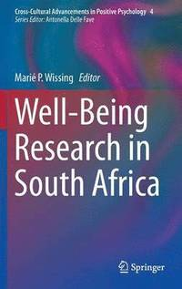 e0689effbe8 Well-Being Research in South Africa - Marie P Wissing - Bok ...