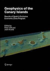 Geophysics of the Canary Islands (häftad)