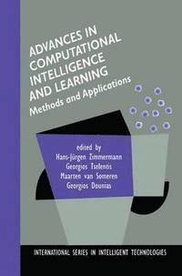 Advances in Computational Intelligence and Learning (häftad)