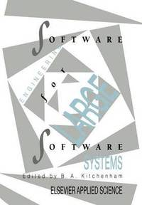 Software Engineering for Large Software Systems (häftad)