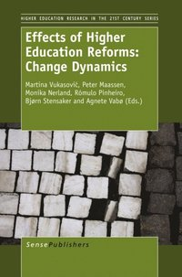 Effects of Higher Education Reforms: Change Dynamics (e-bok)