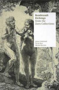Rembrandt - Etchings from the Zorn Collections (inbunden)
