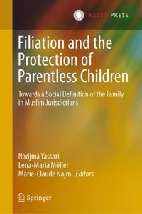 Filiation and the Protection of Parentless Children (e-bok)