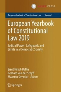 European Yearbook of Constitutional Law 2019 (e-bok)