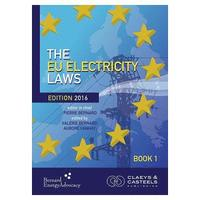 EU GEO Laws, Volume I: The EU Electricity Laws (inbunden)