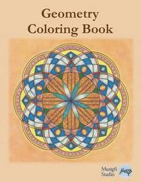 Geometry Coloring Book (häftad)