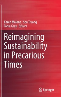 Reimagining Sustainability in Precarious Times (inbunden)