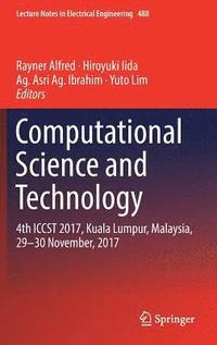 Computational Science and Technology (inbunden)
