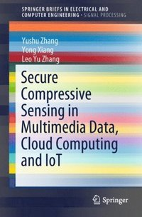 Secure Compressive Sensing in Multimedia Data, Cloud Computing and IoT (e-bok)
