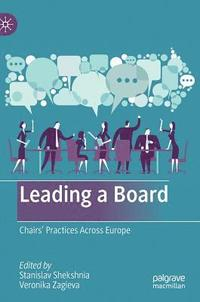 Leading a Board (inbunden)