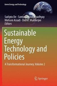 Sustainable Energy Technology and Policies (häftad)