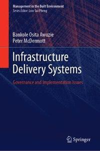 Infrastructure Delivery Systems (inbunden)