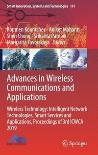 Advances in Wireless Communications and Applications (inbunden)