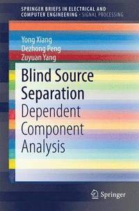 Blind Source Separation (häftad)