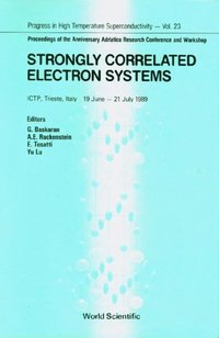 Strongly Correlated Electron Systems - Proceedings Of The Anniversary Adriatico Research Conference And Workshop (e-bok)