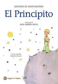 El Principito = The Little Prince (inbunden)