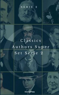Classics Authors Super Set Serie 2 (Shandon Press) (e-bok)