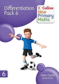 Collins New Primary Maths - Differentiation Pack 6