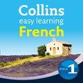 Easy Learning French Audio Course - Stage 1: Language Learning the easy way with Collins (Collins Easy Learning Audio Course)