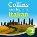 Easy Learning Italian Audio Course - Stage 2: Language Learning the easy way with Collins (Collins Easy Learning Audio Course)