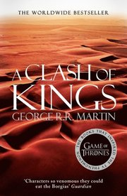 Clash of Kings (A Song of Ice and Fire, Book 2)