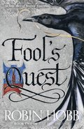 Fool's Quest (Fitz and the Fool, Book 2)
