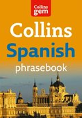 Collins Gem Spanish Phrasebook and Dictionary: Iberian (Collins Gem)