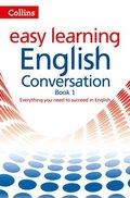 Easy Learning English Conversation Book 1