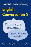 Easy Learning English Conversation Book 2